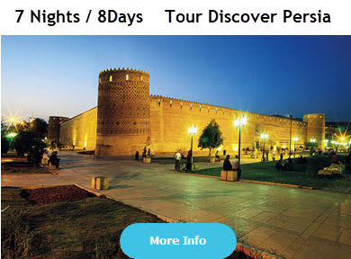 7 Nights/8Days Tour Discover Persia