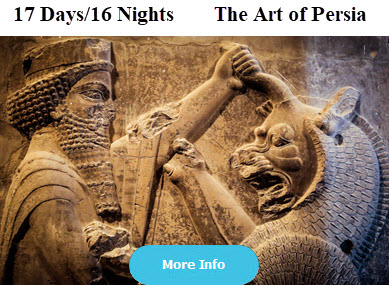 17 days/16 Nights The Art of Persia